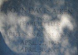 John Davis Aiken