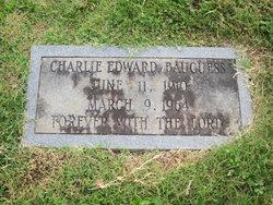 Charlie Edward Bauguess