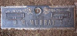 Christopher Chris McMurray