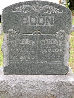 Mary A Boon