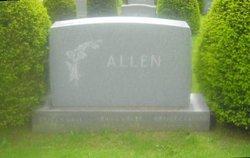 Marjorie Prudence <i>Dunham</i> Allen