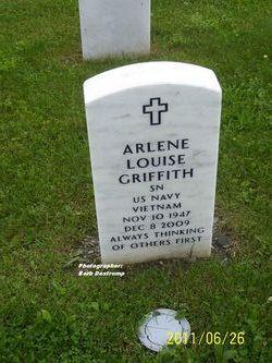 Arlene Allie <i>Kennett</i> Griffith