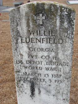 Willie Edenfield
