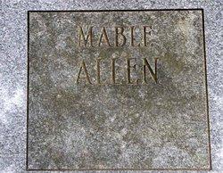 Mable Allen