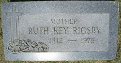 Ruth <i>Key</i> Rigsby