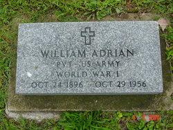 William Adrian
