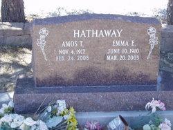Amos T Hathaway
