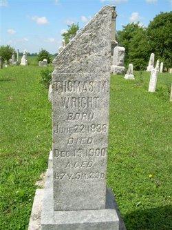 Thomas M. Wright
