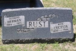 Cecelia <i>Schulz</i> Rust