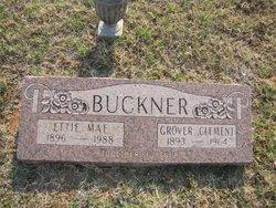 Ettie Mae <i>Willbanks</i> Buckner