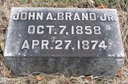 John Adam Brand, Jr