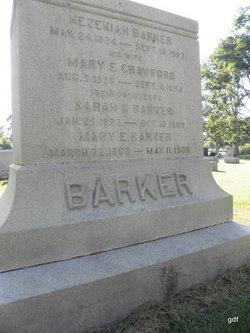 Hezekiah Barker