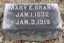 Mary Eva <i>Kuntzman</i> Brand