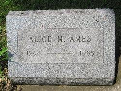 Alice M. Ames