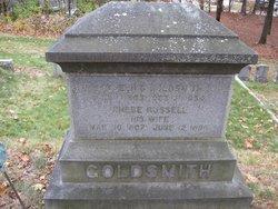 Phebe <i>Russell</i> Goldsmith