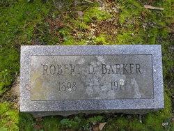 Robert D. Barker