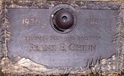 Frank Eugene Frankie Chinn