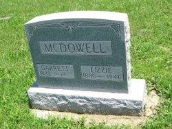 Elizabeth Lizzie <i>Hull</i> McDowell