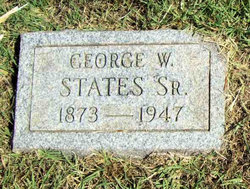 George Washington States, Sr