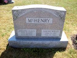Sarah LeCompte <i>Willis</i> McHenry