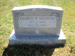 George Willis McHenry