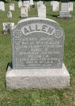 William I. M. Allen