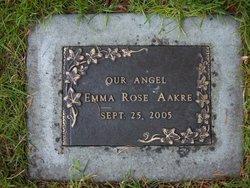 Emma Rose Aakre