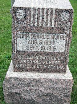 Corp Charlie Waite Ard