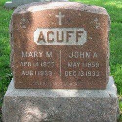 Mary Minerva <i>Bell</i> Acuff