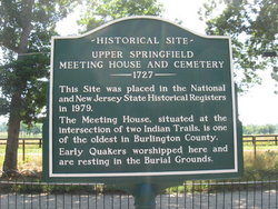 Upper Springfield Friends Burying Ground