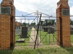 Agudas Bnai Jacob Lodge Cemetery