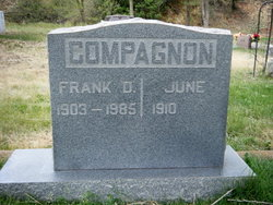Mary June <i>Foster</i> Compagnon