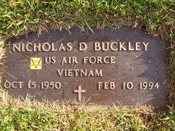 Nicholas David Buckley