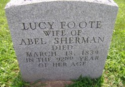 Lucy <i>Foote</i> Sherman