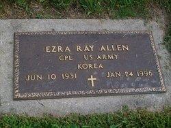 Ezra Ray Allen