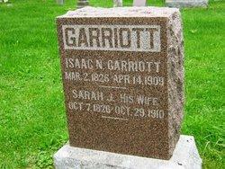 Sarah Jane <i>Lyon</i> Garriott