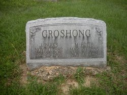 Jessie Lemuel Parks Groshong