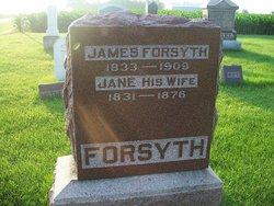 Jane <i>Watson</i> Forsyth