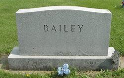 Esther M <i>Hilkey</i> Bailey