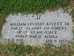 William Lindsay Kivett, Sr