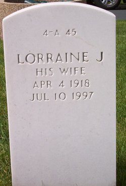 Lorraine J Anderson