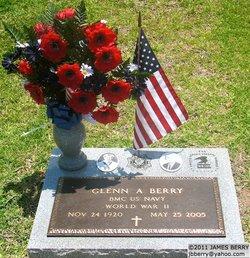 CPO Glenn Amos Berry