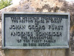 Johann George Furst, Sr