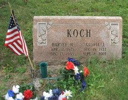Gloria J <i>Hoy</i> Koch
