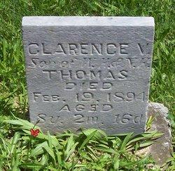 Clarence V Thomas
