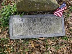 Francis Asbury Brown