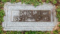 Rose Decoster <i>Bonney</i> Attwood