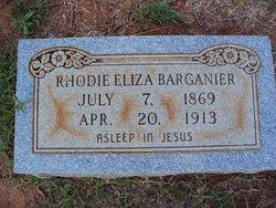 Rhodie Eliza <i>Dickens</i> Barganier