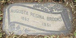 Augusta Regina <i>Nelson</i> Brooks