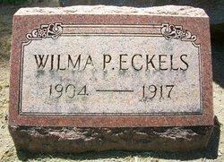 Wilma Pearl Eckels